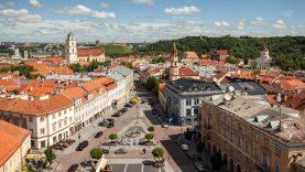 Patvirtintas 16 proc. augantis Vilniaus miesto biudžetas