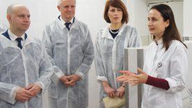 Šiaulių ligoninės pacientai maitinami ir sveikiau, ir skaniau