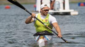 Artūras Seja laukia gegužės karščių – dvejų olimpinės atrankos varžybų