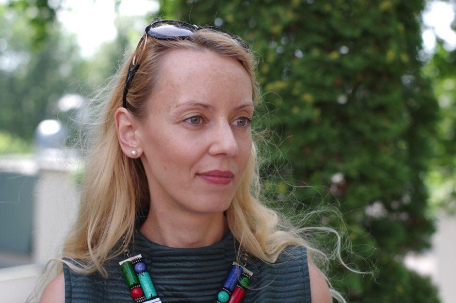 Vertėjo krėslo premija – Laurai Laurušaitei