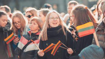 Vasario 16-oji Kaune: ypatingas savaitgalis