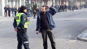 Gyventojų apklausa: gerėja visuomenės saugumo jausmas, pasitikėjimas Lietuvos policija viršija ES vidurkį