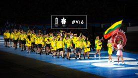 Sveikiname su Lietuvos Valstybės atkūrimo diena
