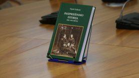 """Pristatyta Nijolės Gaškaitės knyga """"Pasipriešinimo istorija 1944 –1953 m."""""""
