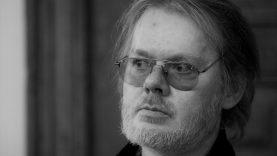 Kultūros ministras reiškia užuojautą dėl rašytojo Kęstučio Navako mirties