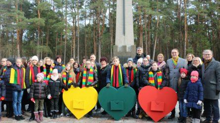 Alytus šventė Lietuvos valstybės atkūrimo dieną