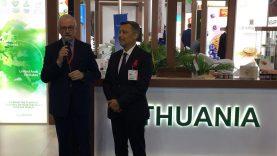"""""""Gulfood 2020"""" – naujos verslo galimybės žemės ūkio produkcijos gamintojams iš Lietuvos"""