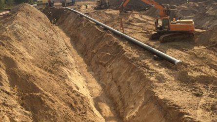 Prijungimo prie dujų skirstymo tinklo tvarkos pakeitimais siekiama tikslingesnių ir ekonomiškesnių investicijų