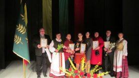 Skaistgirio kultūros namuose vyko nominacijų vakaras