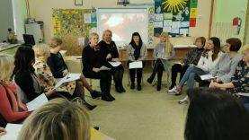 Alytaus miesto mokytojų metodinė diena Alytaus Senamiesčio pradinėje mokykloje