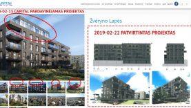 Savivaldybė įspėja: nekilnojamojo turto vystytojai pardavinėja neegzistuojančius aukštus