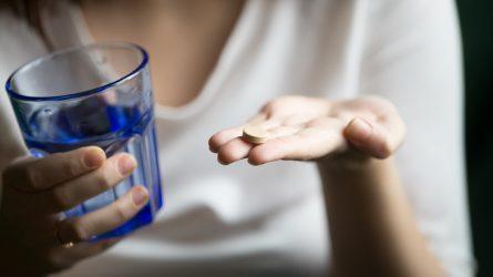 """""""Pirmasis paskyrimas"""": pacientai ir toliau vaistus įsigis pigiau"""