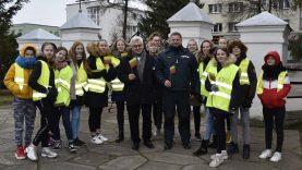 Pakruojo jaunimas – už laisvą ir saugią Lietuvą