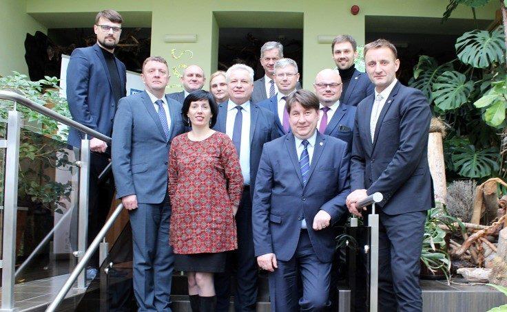 Dalyvauta Šiaulių regiono plėtros tarybos posėdyje