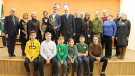 Muzikos mokykloje svečiai iš Šveicarijos