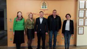 Alytaus Jotvingių gimnazijoje startavo tarptautinis projektas  GEOHISTEAM