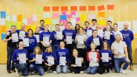 Tarptautiniai OVUP mokymai: teigiami vertinimai ir noras tęsti projektą