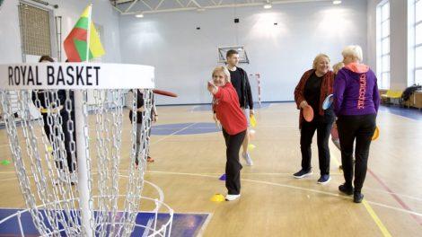 Sostinės kūno kultūros mokytojai mokys vaikus alternatyvių sporto šakų