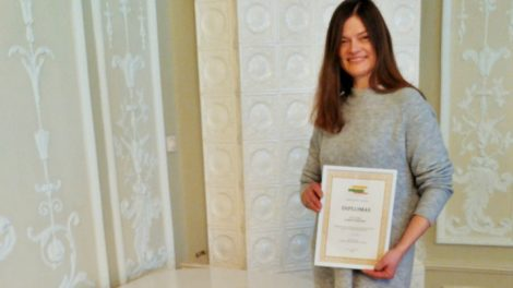 """Gražiausių lietuviškų įmonių pavadinimų konkurso laureatė – alytiškė MB """"Labos nakties"""""""