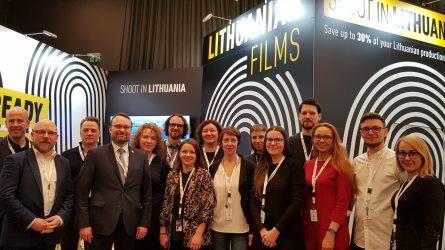 Kultūros ministro viešnagėje Berlyne – dėmesys kino industrijai