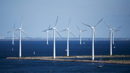 Prasideda aktyvus pasirengimas jūrinio vėjo Baltijos jūroje plėtrai