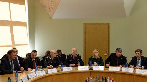 Vyriausybės ekstremalių situacijų komisija siūlo skelbti valstybės lygio ekstremaliąją situaciją