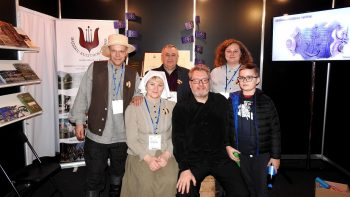 Pirmą kartą Vilniaus knygų mugėje pristatytas rajono kultūrinis gyvenimas