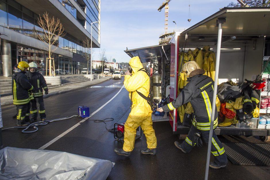 Ekstremaliosioms situacijoms suvaldyti atnaujintas Civilinės saugos įstatymas