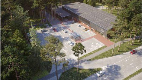 """Savivaldybė įtikino """"Lidl"""" statytojus rinktis tvarius sprendimus"""