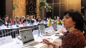 Vaida Aleknavičienė: Džiaugiuosi Šiaulių regiono aktyvumu teikiant projektus