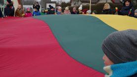 Lietuvos Valstybės atkūrimo dienos minėjimas Kelmėje