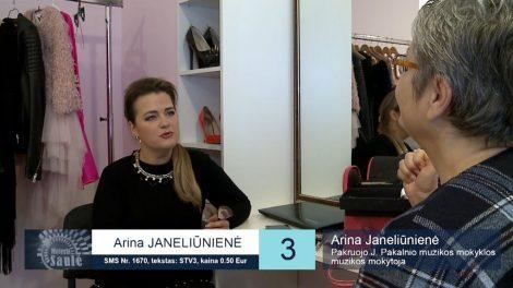 3. Arina Janeliūnienė – Moteris Saulė 2019