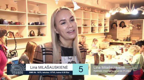 5. Lina Milašauskienė – Moteris Saulė 2019