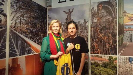 """Dubline veikianti """"Globalių Šiaulių"""" ambasadorė emigrantų vaikus skatina nepamiršti gimtinės"""