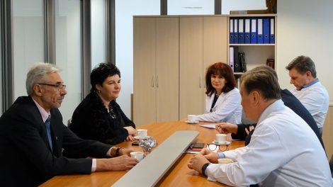 Nuo balandžio 1 d. VšĮ Respublikinės Klaipėdos ligoninės Skuodo filiale – pokyčiai
