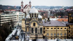 "Vilnius tapo ""Stranger things"" filmavimo aikštele"