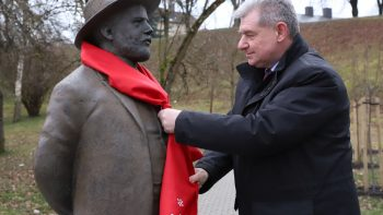Šiauliuose lankėsi Kroatijos ambasadorius