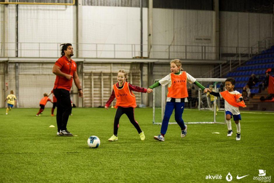 Vaikų futbolo treneriai Vilniuje – kaip juo tapti?
