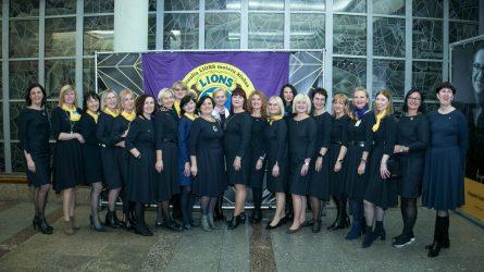 Šiaulių moterų Lions klubui 15 metų
