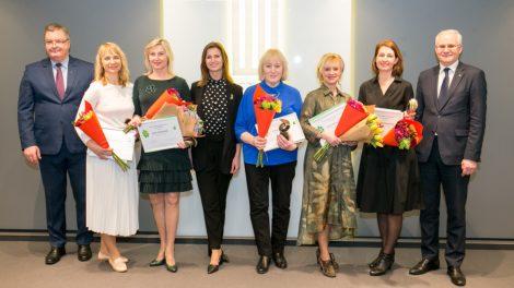 Vilniuje pagerbti geriausi Lietuvos fizinio ugdymo pedagogai