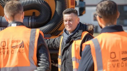 """Vilniaus """"Grinda"""" tęsia tvaraus augimo tendenciją"""