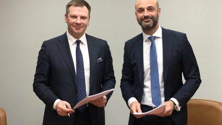 Lietuvos investicijoms į socialinę infrastruktūrą – 100 mln. eurų paskola iš Europos Tarybos vystymo banko