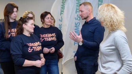 Klaipėdos olimpietis apie skaudžią avariją, medikų verdiktą ir lyderystę