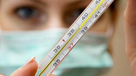 Kauno rajono savivaldybėje skelbiama gripo epidemija