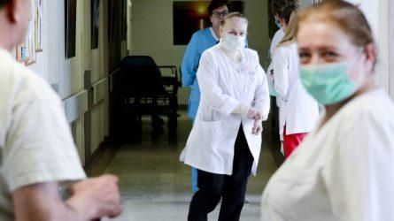 Paskelbta gripo epidemija Raseinių rajono savivaldybėje
