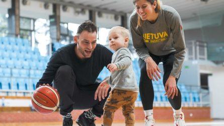 Krepšininkai G. ir A. Labuckai: gyvenimą susitvarkėme ne kaip priimtina, o kaip patogu mums