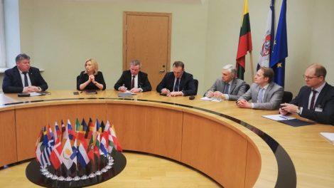 ES Atvykimo ir išvykimo sistemos įdiegimas Lietuvos pasienyje – būtinybė