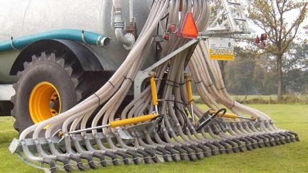 Ūkininkai jau gali pradėti tręšti laukus