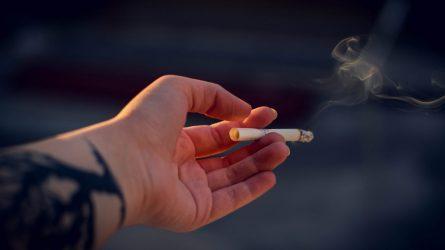 Siūloma nebeskelbti apie nuolaidas tabako gaminiams bei taikyti kitas vartojimą mažinančias priemones