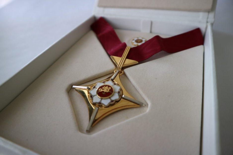 """Išrinkti """"Auksinių scenos kryžių"""" nominantai"""